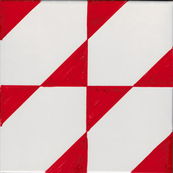 LR PO 4843 Rosso Pennellato | Ceramic tiles | La Riggiola