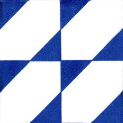 LR PO Deco' 17 Blu | Ceramic tiles | La Riggiola
