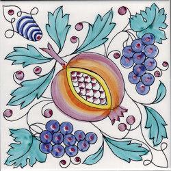 LR PO 11 violetto | Carrelage céramique | La Riggiola
