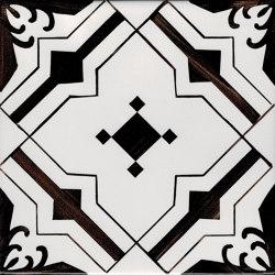 LR PO Domino Manganese | Carrelage céramique | La Riggiola