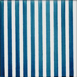 LR CO Righe Monocolore 10 Blu   Ceramic tiles   La Riggiola