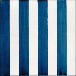 LR CO Righe Monocolore 4 Blu | Keramik Fliesen | La Riggiola