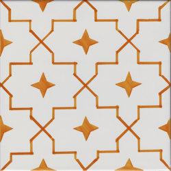 LR PO Stella Alpina arancio pennellata | Carrelage céramique | La Riggiola