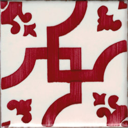 LR PO Incastro carminio | Ceramic tiles | La Riggiola