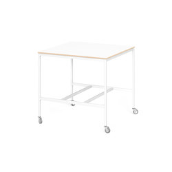 M high table   Standing tables   modulor