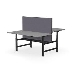 T workbench | Scrivanie | modulor