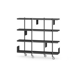 Z shelf | Estantería | modulor