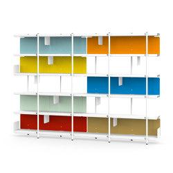 Z shelf | Étagères | modulor