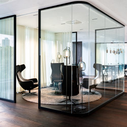 Ultralight Partitions - Demountable Partitions | Trennwandsysteme | IOC project partners