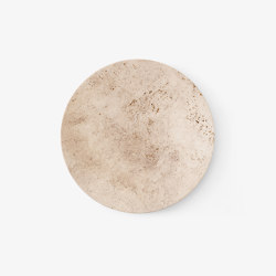 &Tradition Collect | Plate SC55 Travertine | Bowls | &TRADITION