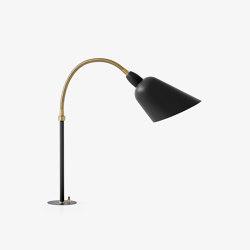 Bellevue AJ11 Black & Brass | Table lights | &TRADITION