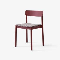 Betty TK3 Maroon w. Zero 0011 | Chairs | &TRADITION