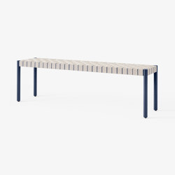 Betty TK5 Twilight w. Natural Webbing | Benches | &TRADITION