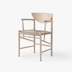 Drawn HM4 Soaped Oak | Chairs | &TRADITION