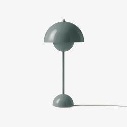Flowerpot VP3 Stone Blue | Table lights | &TRADITION