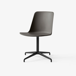 Rely HW11 & HW16 Bronzed w. Stone Grey | Chairs | &TRADITION