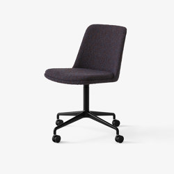 Rely HW24 Black w. Zero 0010 | Chairs | &TRADITION