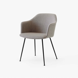 Rely HW35 Black w. Re-Wool 218 | Chairs | &TRADITION