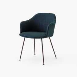 Rely HW36 Bronzed w. Loop K5042 38-Evergreen | Chairs | &TRADITION