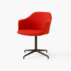 Rely HW41 Bronzed w. Vidar 542 | Chairs | &TRADITION