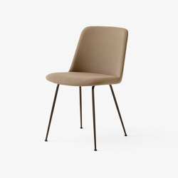 Rely HW8 Bronzed w. Hallingdal 224 | Chairs | &TRADITION