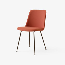 Rely HW8 Bronzed w. Relate 461 | Chairs | &TRADITION