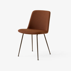 Rely HW8 Bronzed w. Vidar 363 | Chairs | &TRADITION