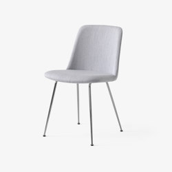 Rely HW8 Chrome w. Balder 132 | Chairs | &TRADITION