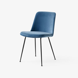 Rely HW9 Black w. Prrof 0014 | Chairs | &TRADITION