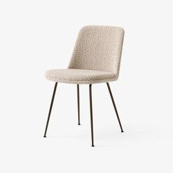 Rely HW9 Bronzed w. Karakorum 003 | Chairs | &TRADITION