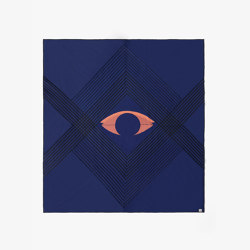 The Eye AP9 Blue Midnight | Bed covers / sheets | &TRADITION