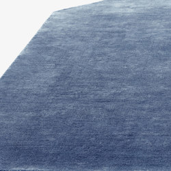 The Moor AP8 Grey-Blue Thunder   Rugs   &TRADITION