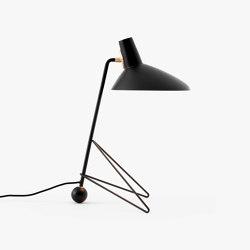 Tripod HM9 Black   Table lights   &TRADITION