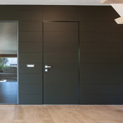 Synua Wall System | Internal doors | Oikos – Architetture d'ingresso