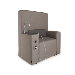 Office System | Business Seat | Armchairs | IKONO
