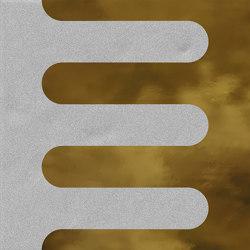 Filippo Soul Garland Humo Oro | Keramik Fliesen | VIVES Cerámica