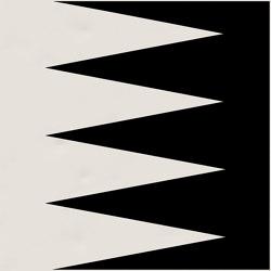 Filippo Soul Grinyon Blanco Negro   Ceramic tiles   VIVES Cerámica