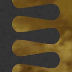 Filippo Soul Mitra Grafito Oro | Keramik Fliesen | VIVES Cerámica