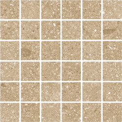 Pangea Mosaico Gea AB|C Mostaza | Ceramic tiles | VIVES Cerámica