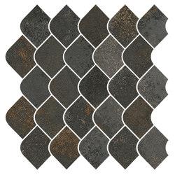 Yuri Mosaico Korubo NT Basalto | Ceramic tiles | VIVES Cerámica