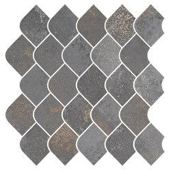Yuri Mosaico Korubo NT Grafito   Ceramic tiles   VIVES Cerámica