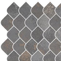 Yuri Mosaico Korubo NT Grafito | Carrelage céramique | VIVES Cerámica