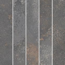 Yuri Mosaico Nahua NT Grafito | Ceramic tiles | VIVES Cerámica