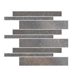 Yuri Mosaico Nanti NT Grafito | Ceramic tiles | VIVES Cerámica