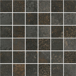 Yuri Mosaico Yuri NT Basalto | Ceramic tiles | VIVES Cerámica