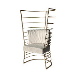 Faraday Armchair | Sillones | HESSENTIA | Cornelio Cappellini