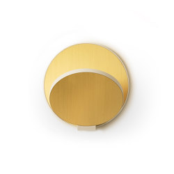 Gravy LED Wall Sconce - Brass | Appliques murales | Koncept