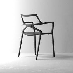 Delta chair | Chairs | Vondom