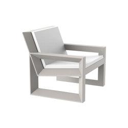 Frame lounge chair | Armchairs | Vondom