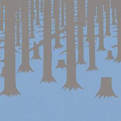 Ai piedi della foresta Anice | Wall art / Murals | TECNOGRAFICA